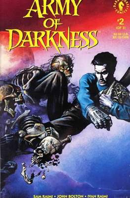 Army of Darkness (1992) #2