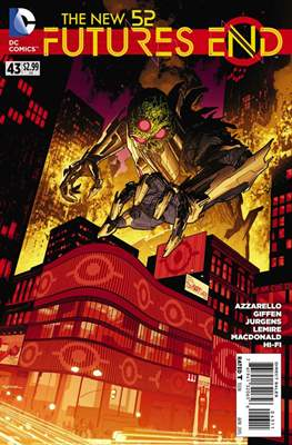 The New 52: Futures End (Comic-Book) #43