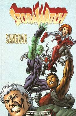 StormWatch: Sangrar