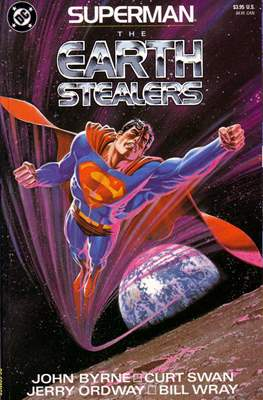 Superman - The Earth Stealers