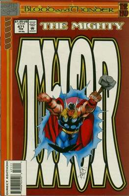 Journey into Mystery / Thor Vol 1 #471
