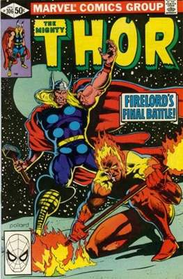 Journey into Mystery / Thor Vol 1 (Comic Book) #306
