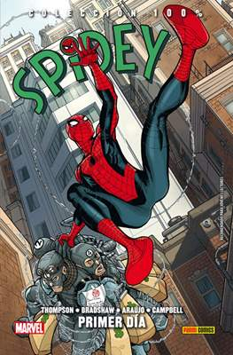 Spidey. 100% Marvel HC (Cartoné) #1
