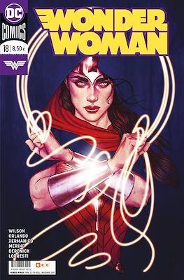 Wonder Woman. Nuevo Universo DC / Renacimiento (Rústica 96-136 pp) #32/18