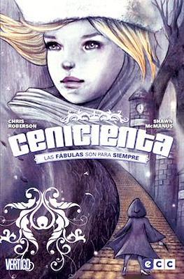 Fábulas presenta: Cenicienta (Rústica.) #2