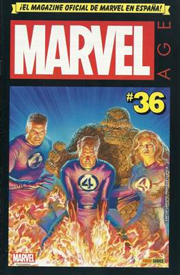 Marvel Age (2016-) #36