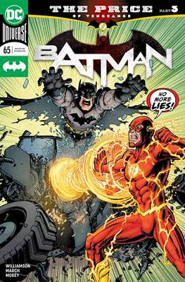 Batman Vol. 3 (2016-) (Comic-book) #65