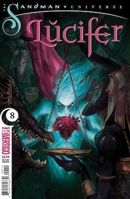 Lucifer Vol. 3 (2018-) (Comic Book) #8