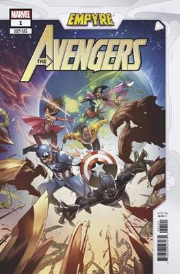 Empyre - The Avengers (Variant Cover) (Comic Book) #1