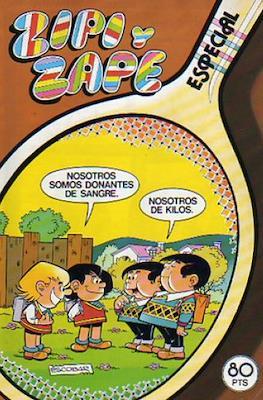 Zipi y Zape Especial / ZipiZape Especial (Grapa 76-100 pp) #74