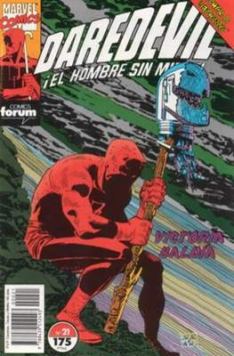 Daredevil Vol. 2 (1989-1992) (Grapa 32 pp) #21