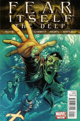Fear Itself The Deep (Comic Book) #1