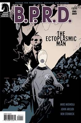 B.P.R.D. (Comic Book) #45