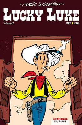 Lucky Luke - L'Intégrale (Cartoné) #7