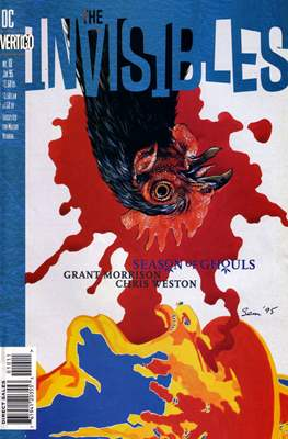 Invisibles (1994 1st Series) #10