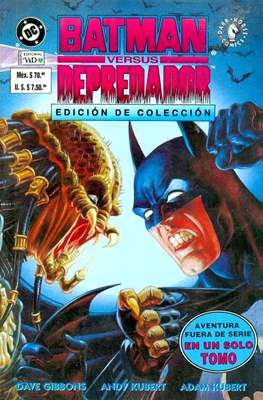 Batman versus Depredador