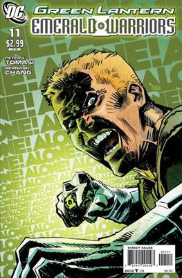 Green Lantern: Emerald Warriors (2010-2011) (Comic book 32 pages (2010-2011)) #11