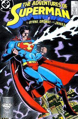Superman Vol. 1 / Adventures of Superman Vol. 1 (1939-2011) (Comic Book) #440