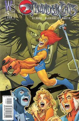 Thundercats (Saddle-Stitched, 32 pages (2002)) #5