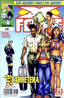 X-Force Vol. 2 (1996-2000) (Grapa 24 pp) #28