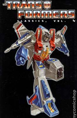 Transformers Classic (Softcover, 348-276 pp) #4