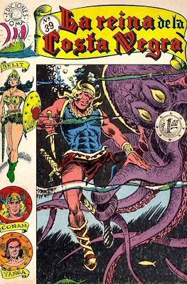 La Reina de la Costa Negra (2ª época - Grapa) #39