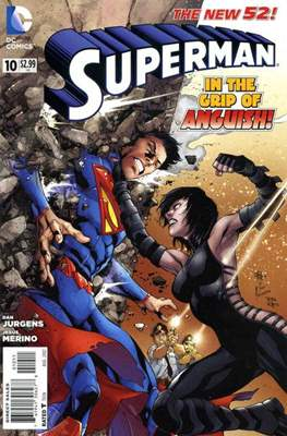 Superman Vol. 3 (2011-2016) #10