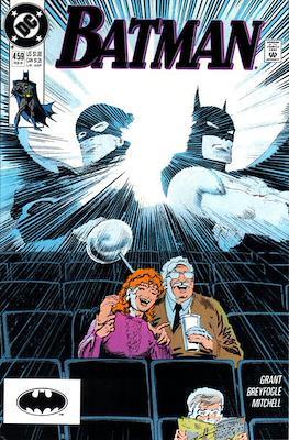 Batman Vol. 1 (1940-2011) (Comic Book) #459