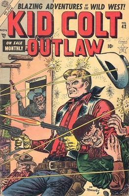 Kid Colt Outlaw Vol 1 #42