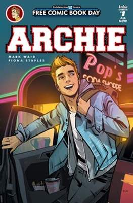 Archie - Free Comic Book Day 2016