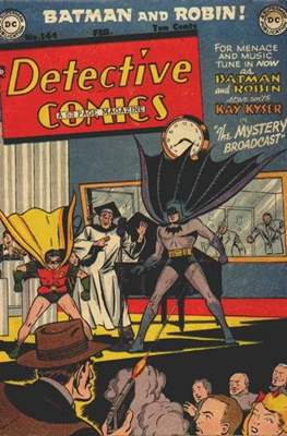 Detective Comics Vol. 1 (1937-2011; 2016-) (Comic Book) #144