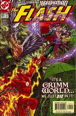 The Flash Vol. 2 (1987-2006) (Comic Book) #191