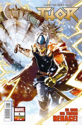 Thor / El Poderoso Thor / Thor - Dios del Trueno / Thor - Diosa del Trueno / El Indigno Thor (2011--) #89/1