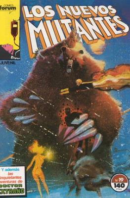 Los Nuevos Mutantes Vol. 1 (1986-1990) (Grapa 32-64 pp) #19