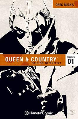 Queen & Country (Rústica 376-344 pp) #1