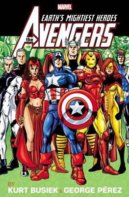 The Avengers by Kurt Busiek (Hardcover 1184-1248 pp) #2