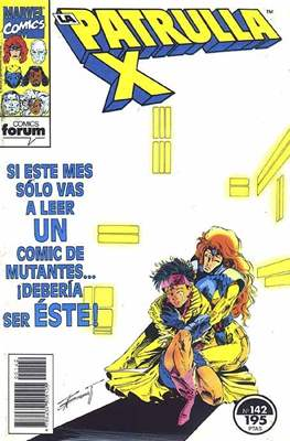 La Patrulla X Vol. 1 (1985-1995) #142