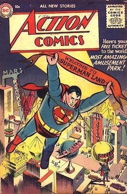 Action Comics Vol. 1 (1938-2011; 2016-) (Comic Book) #210
