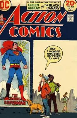 Action Comics Vol. 1 (1938-2011; 2016-) (Comic Book) #428
