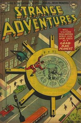 Strange Adventures (Comic Book) #36