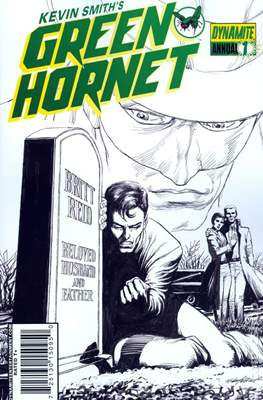 Kevin Smith's Green Hornet Annual #1.1