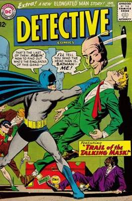 Detective Comics Vol. 1 (1937-2011; 2016-) (Comic Book) #335
