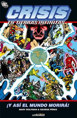 Crisis En Tierras Infinitas (Rústica) #2