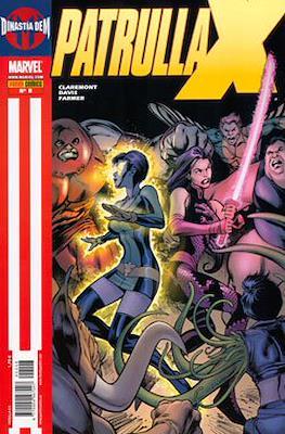 Patrulla-X Vol. 3 (2006-2012) (Grapa, 24-72 pp) #8