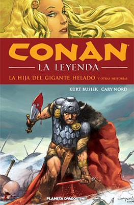 Conan. La Leyenda (Recopilación Cartoné 144-216 pp) #1