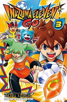 Inazuma Eleven Go (Rústica con sobrecubierta) #3