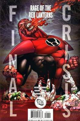 Final Crisis: Rage of the Red Lanterns (2008)
