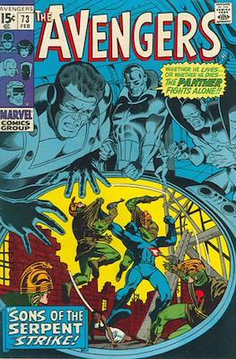 The Avengers Vol. 1 (1963-1996) (Comic Book) #73
