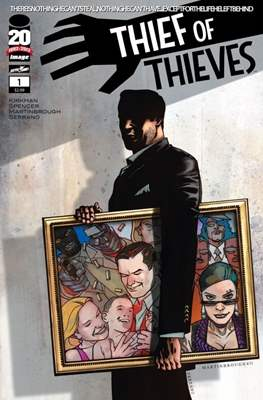 Thief of Thieves (Comic-book) #1