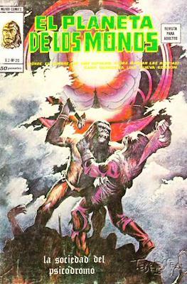 El planeta de los monos Vol. 1 (1977-1979) (Grapa y rústica 84-52 pp) #20